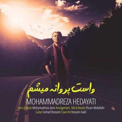 دانلود آهنگ جدید محمدرضا هدایتیبه نام واست پروانه میشم
