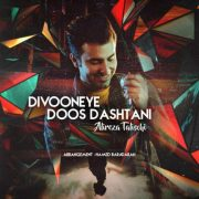 Alireza Talischi Divooneye Doos Dashtani 180x180 - دانلود آهنگ جدیدعلیرضا طلیسچیبه نام دنیای دوست داشتنی