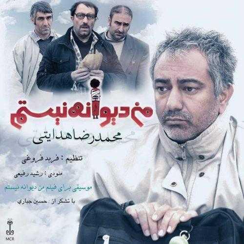 دانلود آهنگ جدید محمدرضا هدایتیبهنام من دیوانه نیستم