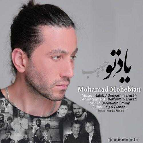 دانلود آهنگ جدید محمد محبیانبه نام یاد تو