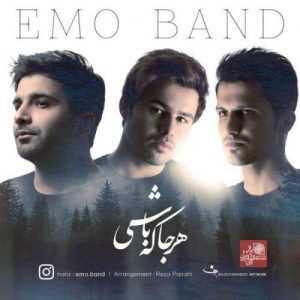 EMO Band Harja Ke Bashi 600x600 300x300 - دانلود موزیک ویدیو جدید امو بندهر جا که باشی