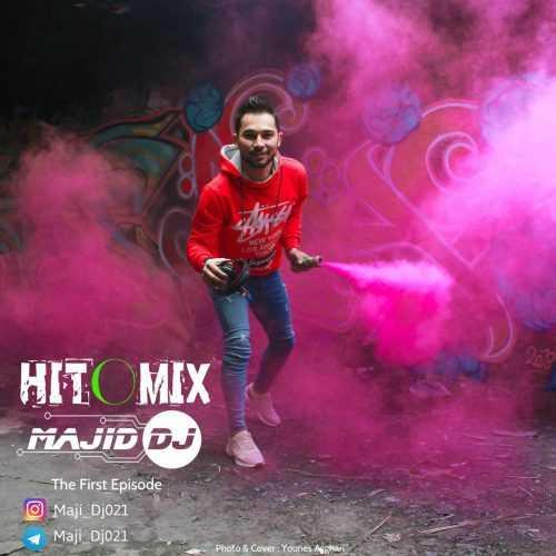 دانلود ریمیکس جدیددی جی مجید به نام Hit O Mix 01