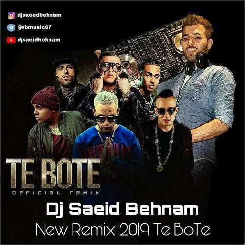 دانلود ریمیکس جدیددی جی سعید بهنام به نام Te BoTe