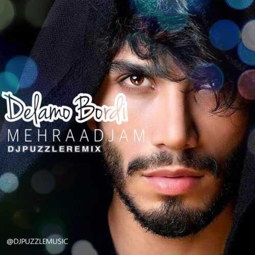 دانلود ریمیکس آهنگ جدید دی جی پازل به نام دلمو بردی (مهراد جم)