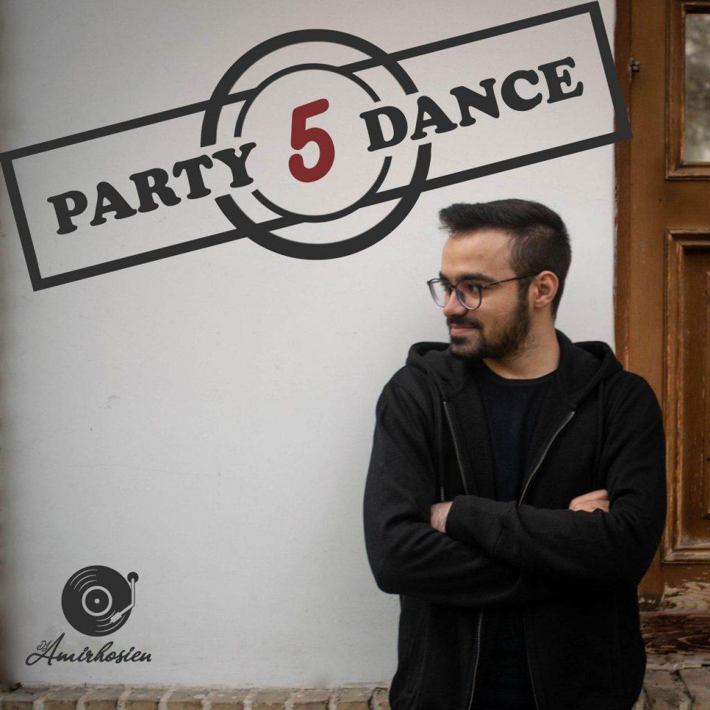 ریمیکس جدیددی جیامیرحسین به نام پارتی دنس 5