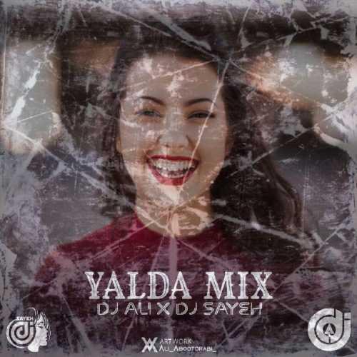دانلود ریمیکس جدید دی جی علی و دی جی سایه به نام یلدا میکس 98