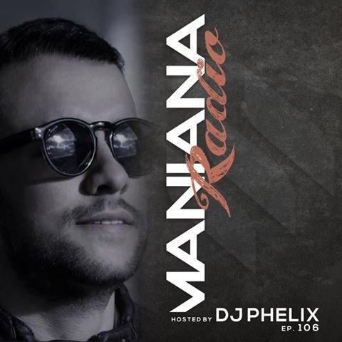 دانلود ریمیکس جدید دی جی فلیکس به نام 106 Maniana Records