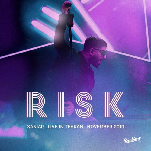 دانلود آهنگ جدید زانیار خسروی به نام ریسک (اجرای زنده)