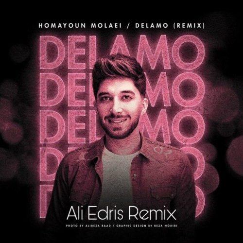 دانلود ریمیکس آهنگ جدید همایون مولایی به نام دلمو